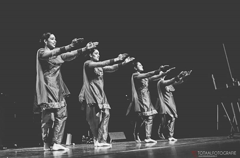 optreden barhanti