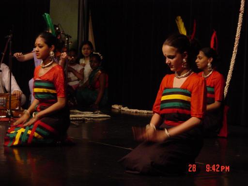 Eindshow 2004 - Naga