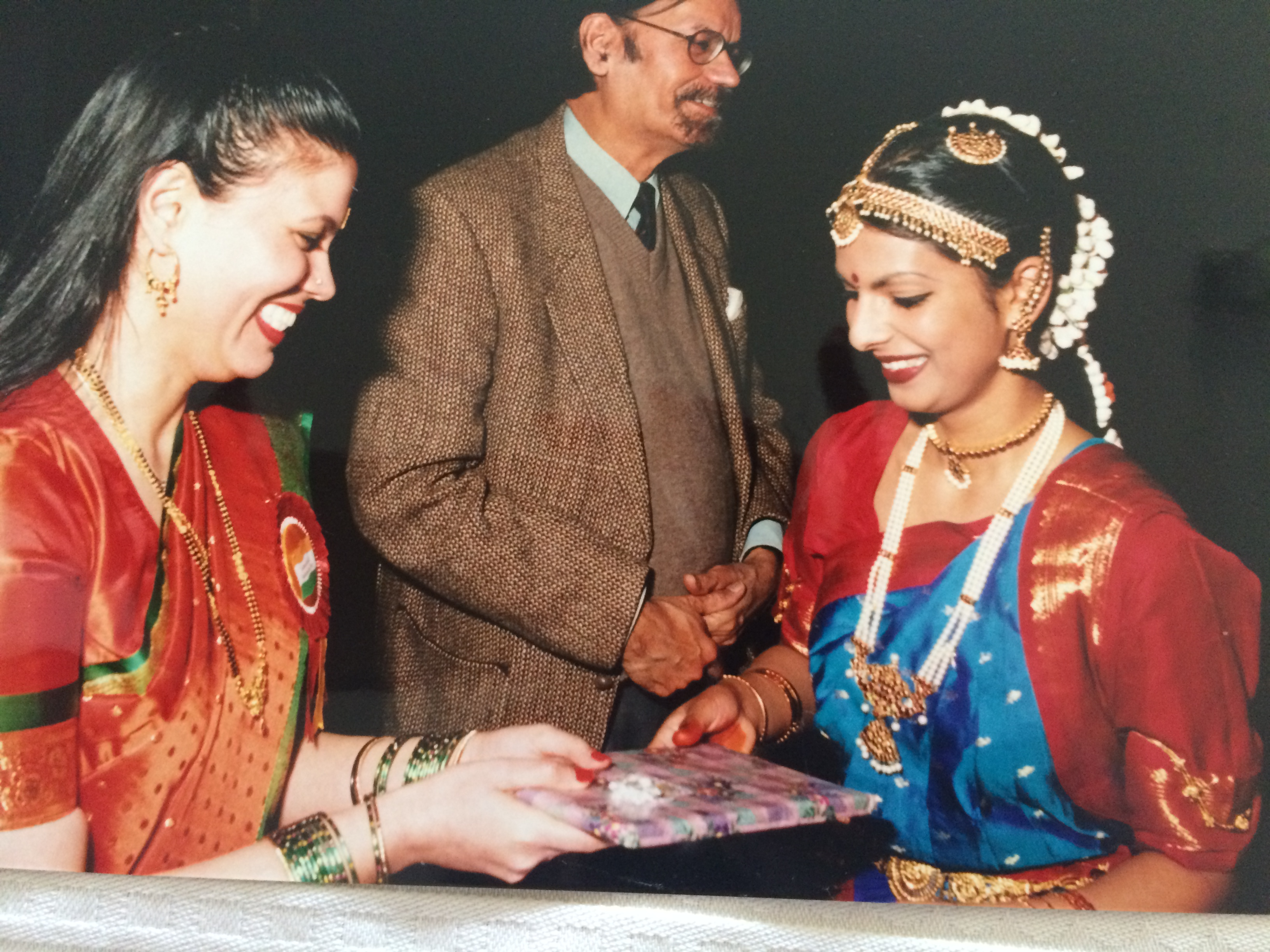Diploma uitreiking 2000