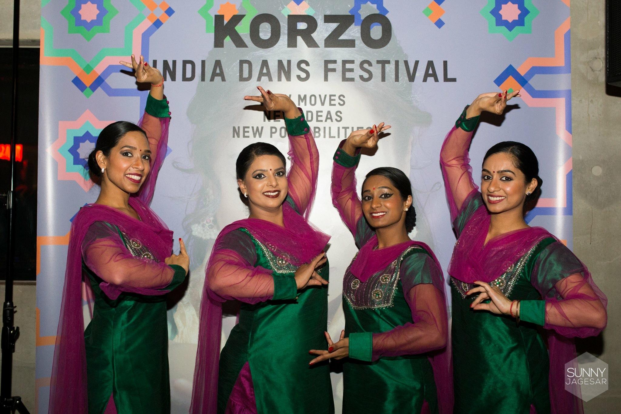 Korzo Indiase dansfestival 2015 - 2