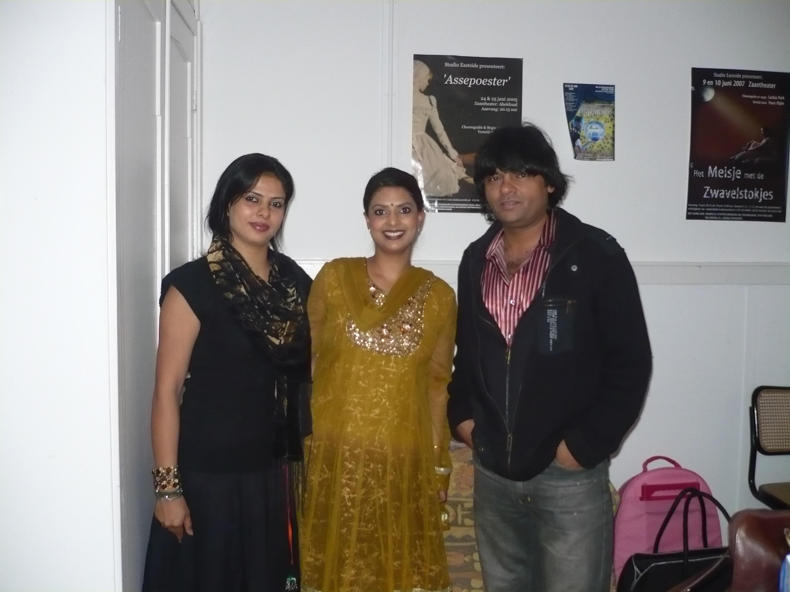 Vidha en Abhimanyu Lal